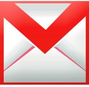 Logo gmail, gentileza de popgadget.net